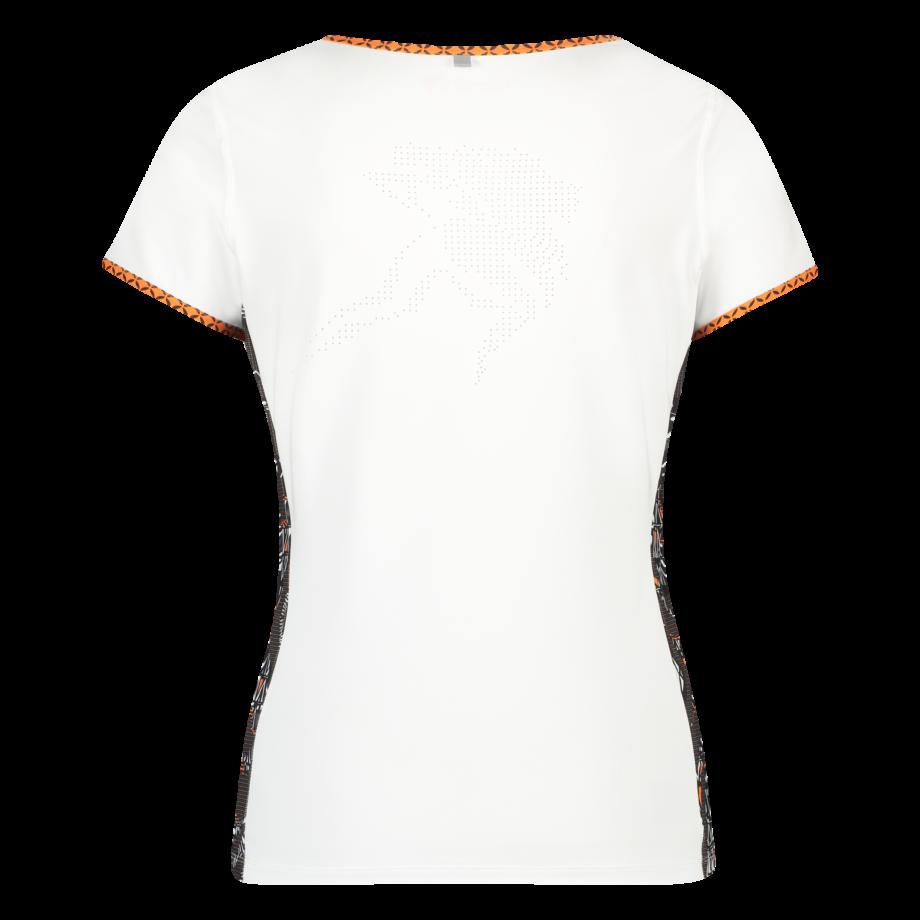 Farjika shirt white back